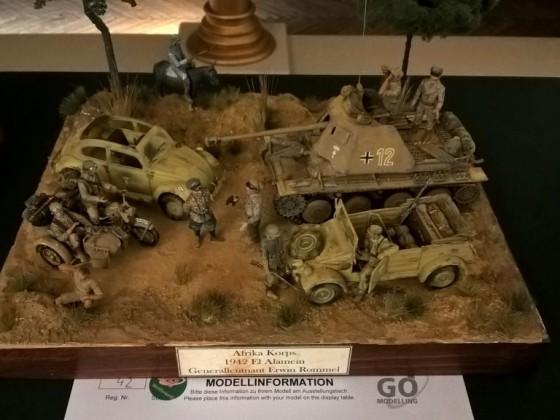 Afrika Korps 1942 El Alamein
