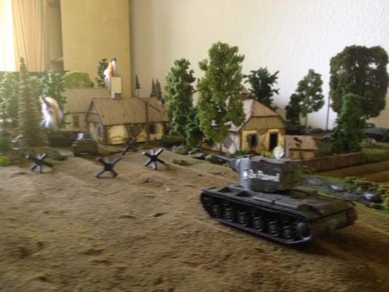 Bolt Action, Platte, Galizien1944, Wehrmacht gegen Russen