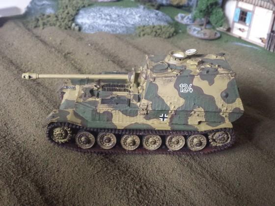 Panzerjäger Elefant