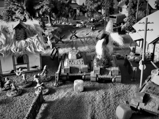 Schlacht um Krupki Runde 2