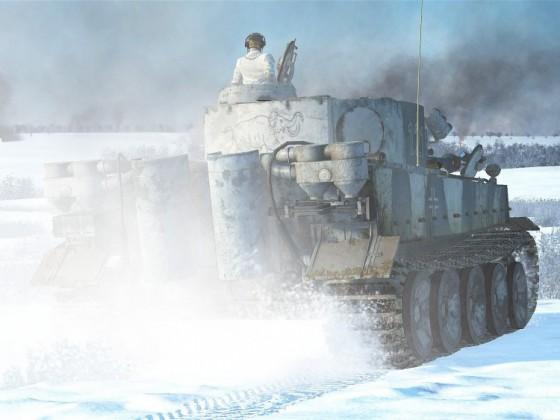 Skins für Panzer und Besatzungen