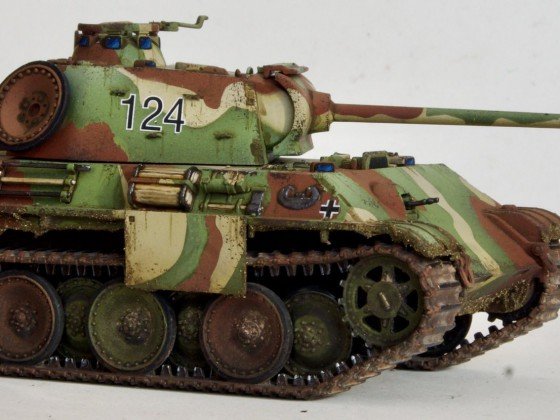 Kampfwagen Panther