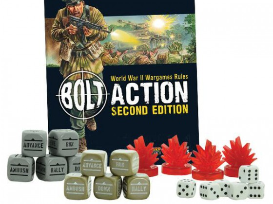 Bolt Action Starter Set