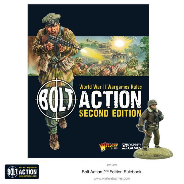 Bolt Action Einsteiger Wehrmacht und Russen