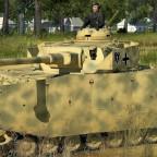 Update mit Panzer IV