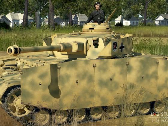 Neuer Panzer4