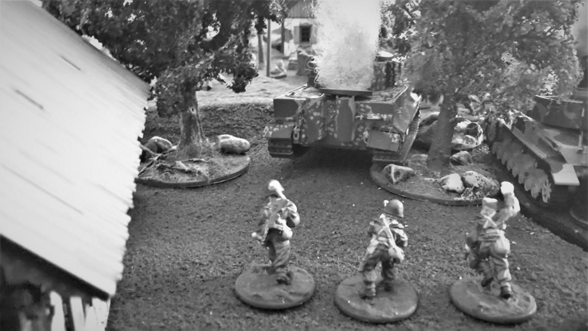 Sclacht von Krupki Sommer 1944, runde 5- 10