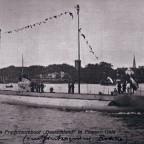 Frachttauchboot Deutschland in Brake