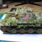 Panzer Lehr Panther at Caen - got the base and figures to finish
