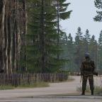 Fallschirmjäger auf Posten