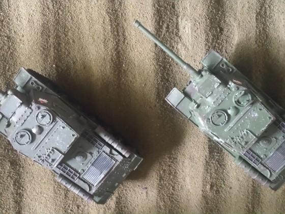 ISU 122 und 152