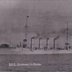 SMS Stralsund in Brake
